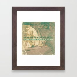 The Academy Is… - Almost Here Framed Art Print