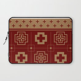 The Directions (Maroon) Laptop Sleeve