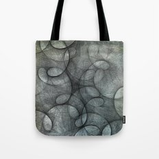 She Had Trouble Focusing Tote Bag