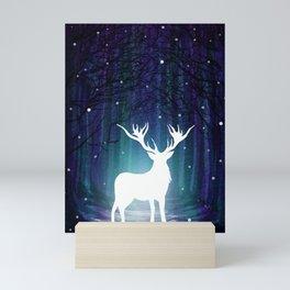 Magic Deer Mini Art Print