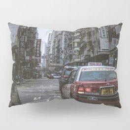 Hong Kong Street Pillow Sham
