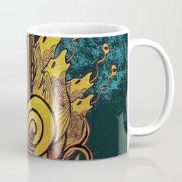 Drawing eye  a girl art Coffee Mug