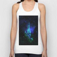 Dream castle. Fantasy Disney Unisex Tank Top