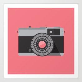 Camera Series: Olympus Trip 35 Art Print