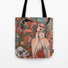 Lustful Life Tote Bag