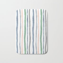 Cacophony Stripes Bath Mat