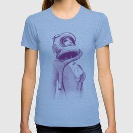 Space Woman T-shirt
