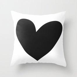 rock love Throw Pillow