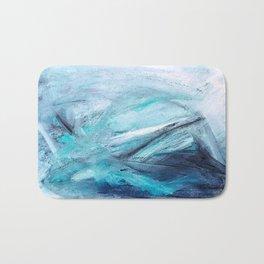 Iceland Blues Bath Mat