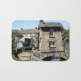 Old Bridge House Ambleside Cumbria England Bath Mat