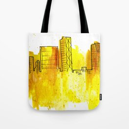 Going Downtown: Southfield Tote Bag