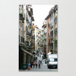 pamplona Canvas Print