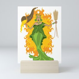 Abundantia Mini Art Print