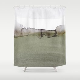Serene Moments 02d by Kathy Morton Stanion Shower Curtain