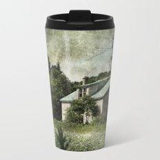 The Cloverfield House Metal Travel Mug