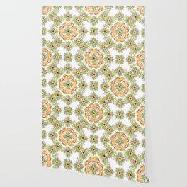 Starflower Blossoms Wallpaper