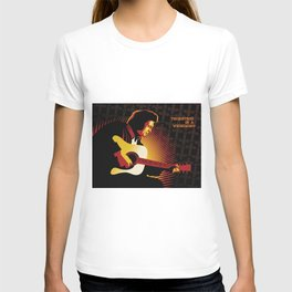 Johnny Cash: ThornTree in a Whirlwind T-shirt