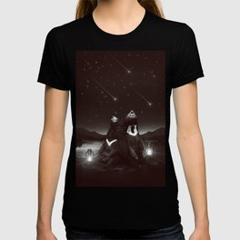 my sun, my moon, and all my stars T-shirt