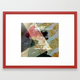 Yard Sale  Framed Art Print
