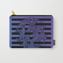 Ultraviolet Energy Carry-All Pouch