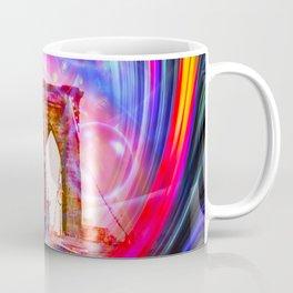New York Brooklyn Bridge Coffee Mug