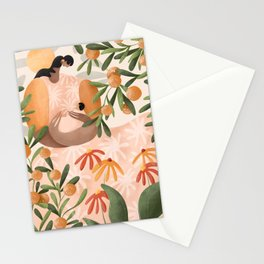 Mothers and Mother Figures Stationery Cards