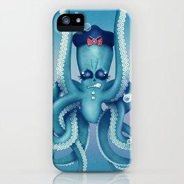 Octopus Dilemma iPhone Case
