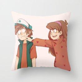 boop Throw Pillow