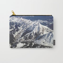 Alpes en avion Carry-All Pouch