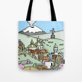 Quito Tote Bag