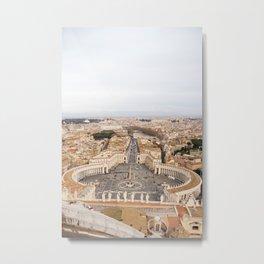 Egeria Metal Print