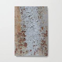 FALL APART // REBUILD Metal Print