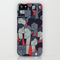 The Warriors iPhone (5, 5s) Slim Case