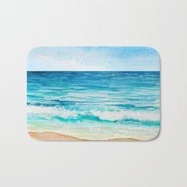 Sea Scenery #1 Bath Mat