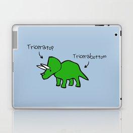 Triceratops Tricerabottom Laptop & iPad Skin