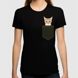 Chase - Cute Cat gifts for pet lovers cat lady gifts and perfect gifts for cat person and cute tabby T-shirt