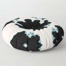 Rorschach inkblot Floor Pillow
