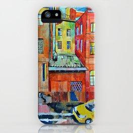 City walls iPhone Case