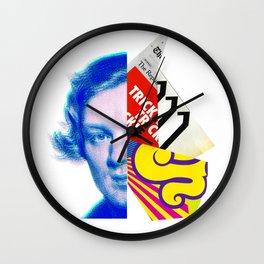 Robert Schumann Wall Clock