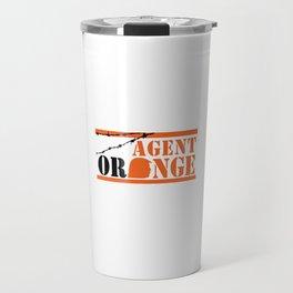 Agent Orange Travel Mug