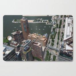Elevation - New York City Cutting Board