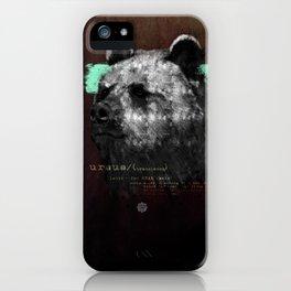URSUS iPhone Case