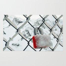 Fenced Love Rug