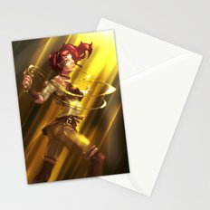 The Last Keeper of the Word Stationery Cards