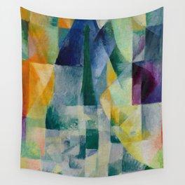 "Robert Delaunay ""Simultaneous Windows"" (2nd Motif, 1st Part), 1912 Wall Tapestry"