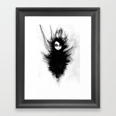 Becoming You. I'm Not Afraid Anymore Framed Art Print