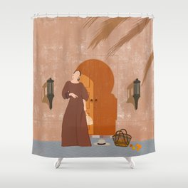 Marrakesh Adventure Shower Curtain