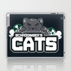 Schrodinger's Cats Laptop & iPad Skin