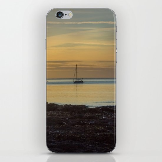 Sunrise Pendennis Point Falmouth iPhone Skin