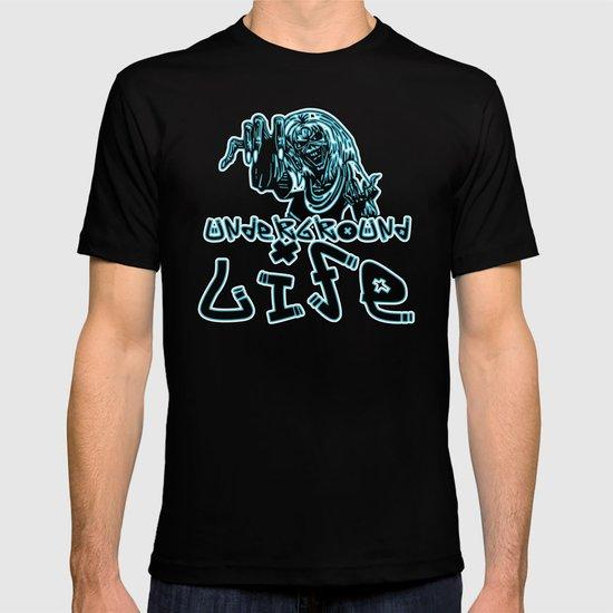 UNDERGROUND LIFE T-shirt